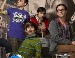 'Big Bang', en TNT, ocupa 4 de los 10 espacios más vistos del día