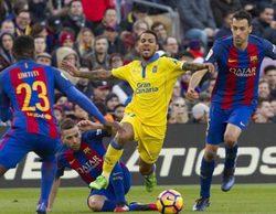 El partido de la Liga entre Barcelona y Las Palmas otorga un 5,8% a BeIN Sports