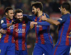 El partido de la Copa del Rey entre el Barcelona - Real Sociedad lidera en BeIN Sports