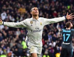 El encuentro entre Real Madrid y Real Sociedad arrasa en Movistar Partidazo