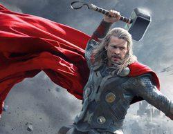 """""""Thor: El mundo oscuro"""" en FOX se convierte en lo más visto del día"""