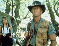 """""""Cocodrilo Dundee"""", entre lo más visto del día en Canal Hollywood"""