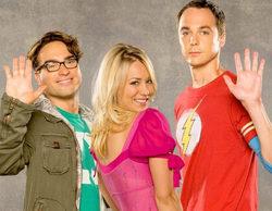 Dos capítulos de 'Big Bang' en TNT se convierten en lo más visto del día