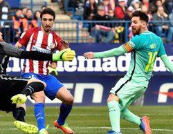 La Liga Española aporta un 12,9% a BeIN Sports con el partido At. Madrid - Barcelona
