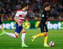 El partido entre el Granada - At. Madrid anota un 4,5% en beIN Sports y se convierte en lo más visto