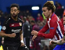 El partido entre el At. Madrid y el Bayer lidera en beIN Sports con un 4,5%