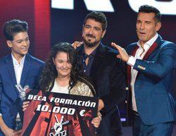 La final de 'La Voz Kids' dispara a Telecinco en el late night