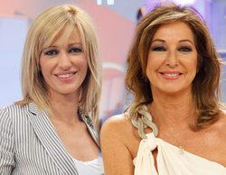 Empate técnico entre Antena 3 y Telecinco en la franja de la mañana