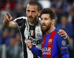 BeIN Sports triunfa y lidera marcando un 12,6% con el partido Barcelona - Juventus