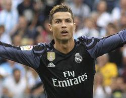 El partido entre el Málaga - Real Madrid triunfa en Movistar + con un 9,5%