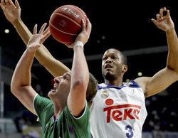 La liga de Baloncesto lidera en #0 con el partido entre el Real Madrid y Unicaja