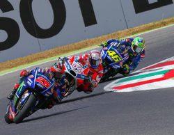 """La Moto GP es lo más visto del día y """"A todo gas"""" lidera el prime time"""