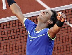 El Roland Garros lidera en Eurosport (3,9%) con la victoria de Rafa Nadal