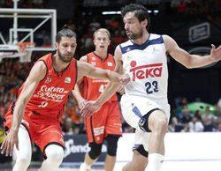 """El Valencia BC - R. Madrid (Liga ACB) lidera en #0 y """"Fast & furious 6"""" destaca en FOX"""