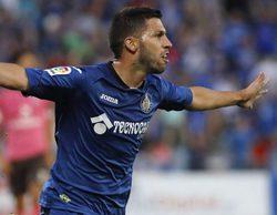El partido entre Getafe - Tenerife se convierte en lo más visto del día