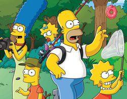 'Los Simpson' y 'Hawaii 5.0' destacan en FOX y 'Big Bang' en TNT