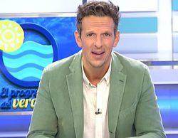 Telecinco lidera en la franja de la mañana, seguido de Antena 3