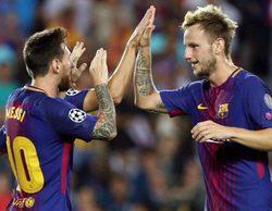 Antena 3 arrasa en prime time con un 21,3% gracias al fútbol