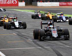 """El GP de Gran Bretaña lidera en Movistar+ F1 y """"Non-stop (sin escalas)"""" destaca en AXN"""