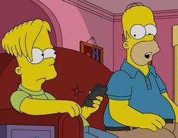 'Los Simpson' colocan sus episodios como los 3 espacios más vistos del día