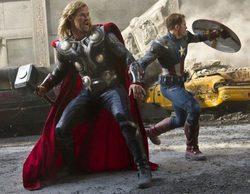 """""""Los Vengadores"""", en TNT, es lo más visto del día"""