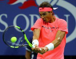 El partido de US Open entre Nadal y Mayer, lo más visto del día