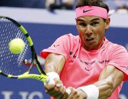 El partido de tenis entre Rafa Nadal y Dolgopolov lidera con un 1,5% en Eurosport