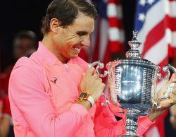 Rafa Nadal triunfa en el US Open de Tenis ante un 4,1% en Eurosport