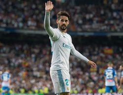 El Real Madrid - Espanyol lidera en Movistar Partidazo y el Barça-Las Palmas destaca en beIN Sports