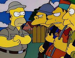 La incombustible familia Simpson es la opción favorita del día