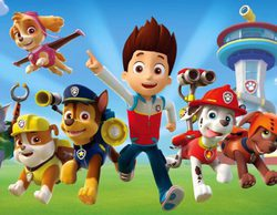 'La patrulla canina' lidera en Nick Jr y 'Big bang' destaca en TNT