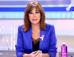 Telecinco lidera la mañana (14,7%) seguido muy de cerca por Antena 3 (14,3%)