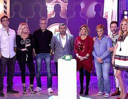 Telecinco sobresale en la tarde (15,4%) y el late night (18,5%)