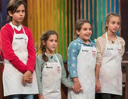La 1 lidera el prime time gracias a la final de 'MasterChef Junior' con un 15,5%
