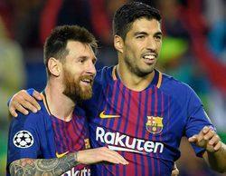 El Barcelona-Olympiacos, en beIN Sports, es lo más visto y arrasa con un 6%