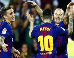 El partido entre el Barcelona y el Málaga lidera con un 7,2% en Bein Sports