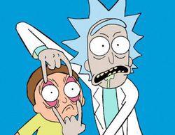 'Rick y Morty' (0,7%) se cuela entre lo más visto pese a liderar la jornada 'Big Bang'