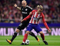 Bein Sport lidera la noche gracias al partido del Atlético de Madrid vs Qarabang
