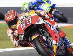 El GP de la Comunidad Valenciana lidera en Movistar MotoGP y la Liga ACB destaca en #0