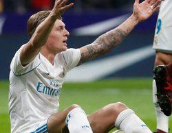 El derbi entre Atlético de Madrid y Real Madrid arrasa en Movistar Partidazo