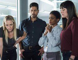 'Mentes criminales' en AXN se impone a 'Big Bang' en TNT y lidera el día