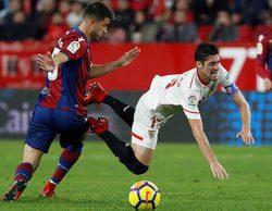 El partido de la Liga entre el Sevilla-Levante lidera con un 1,3% en Bein Sports