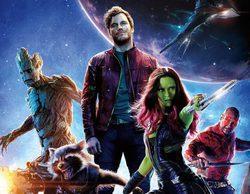 """""""Guardianes de la galaxia"""" en TNT se convierte en lo más visto del día"""