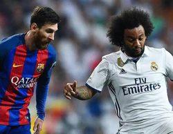El clásico entre Real Madrid - Barcelona se convierte en la emisión más vista del día