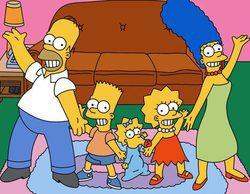 Dos capítulos de 'Los Simpson' lideran en Fox con un 1,3% y un 1,2%