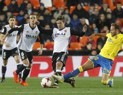 El partido de Copa del Rey, Valencia-Las Palmas lidera en beIN Sports
