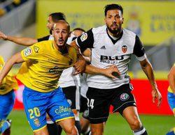 """El partido Las Palmas-Valencia de La Liga lidera en beIN Sports y """"Regreso al futuro"""" destaca en Syfy"""