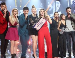 La 1 despunta en el late night gracias a la final de 'OT 2017'