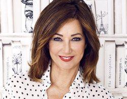 Ana Rosa Quintana le da a Telecinco el liderazgo holgado de la mañana (17,3% )
