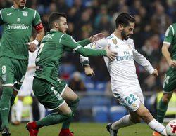 La Copa del Rey en beIN Sports lidera con el Real Madrid-Leganés y el Alavés-Valencia
